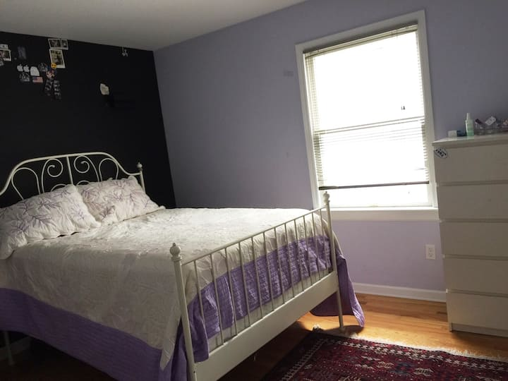 20 Minutes to Midtown Manhattan, private room