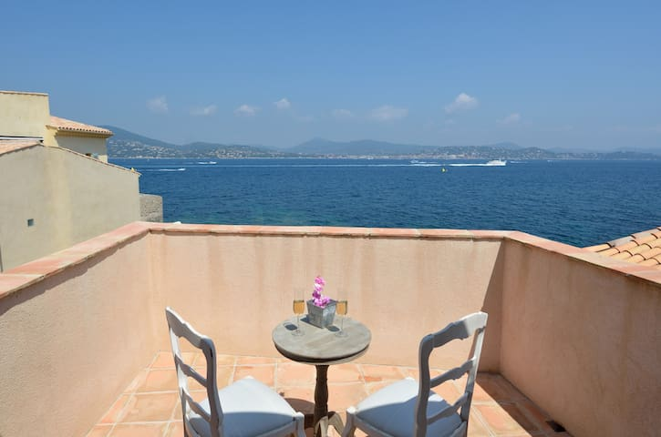 Saint Tropez Romantic House