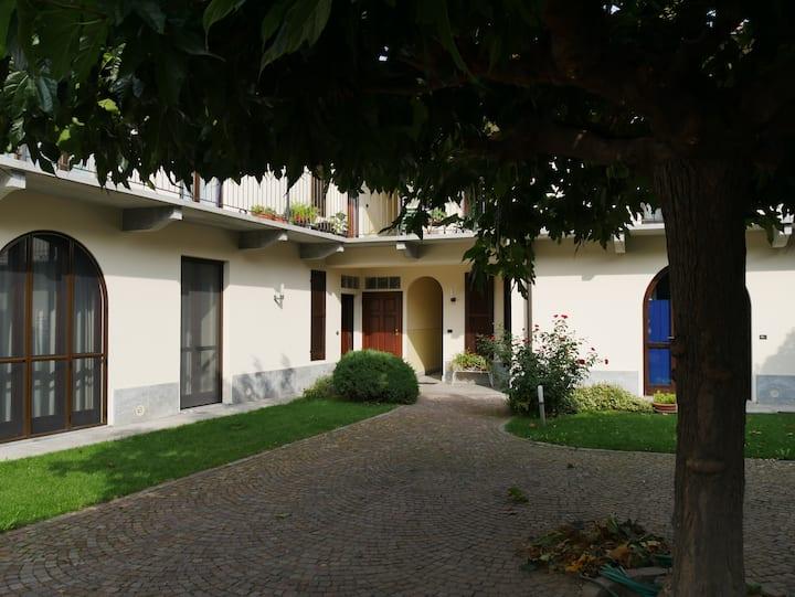 La Maison du Soleil Appartamento Alba Pompeia