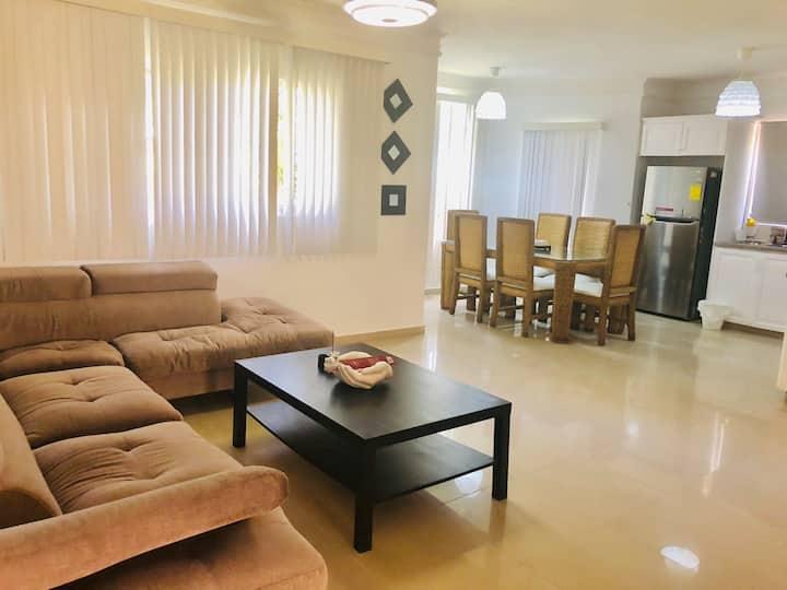Apartamento juan dolio metro country club