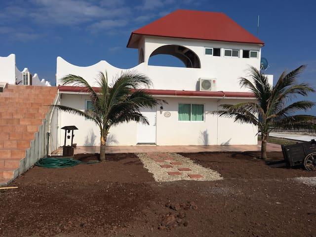 Chalet Las Conchas - Alvarado - Huis