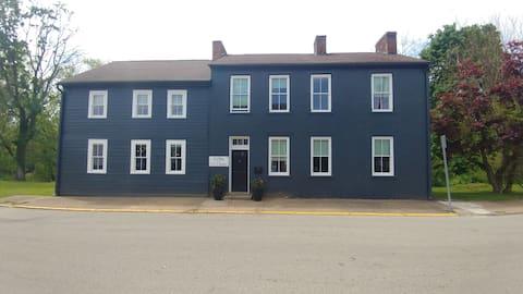 West Newton Historic Plumer Guest House GAP Trail