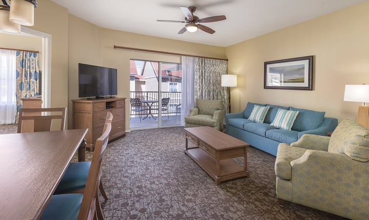 Exquisite Club Wyndham Branson at the Meadows