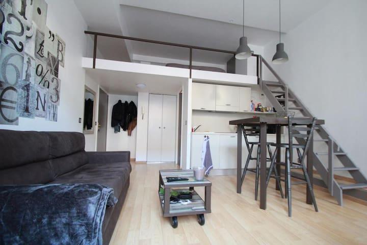 Charmant studio au centre de Nice - Nizza - Condominio