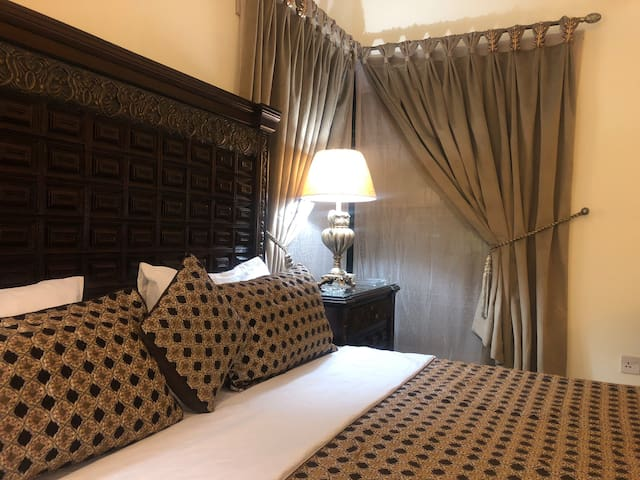 Shahmeer's Aqua Superior Double Room