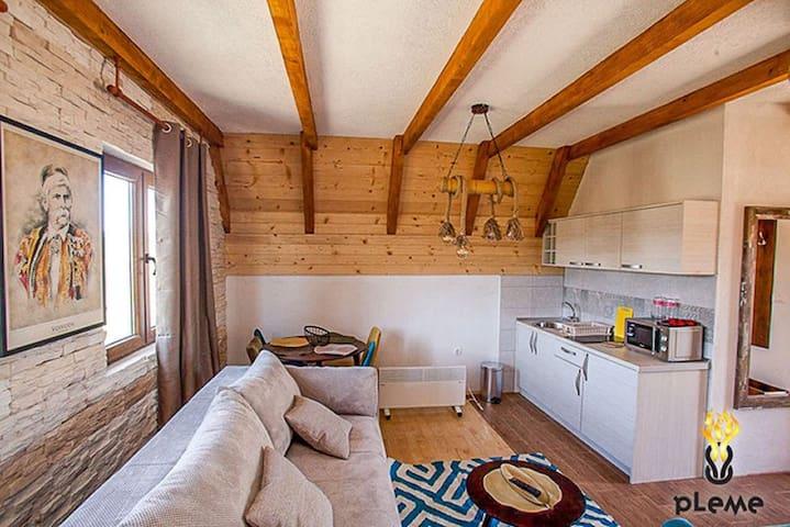 PLEME Luxury mountain houses - VOJVODA