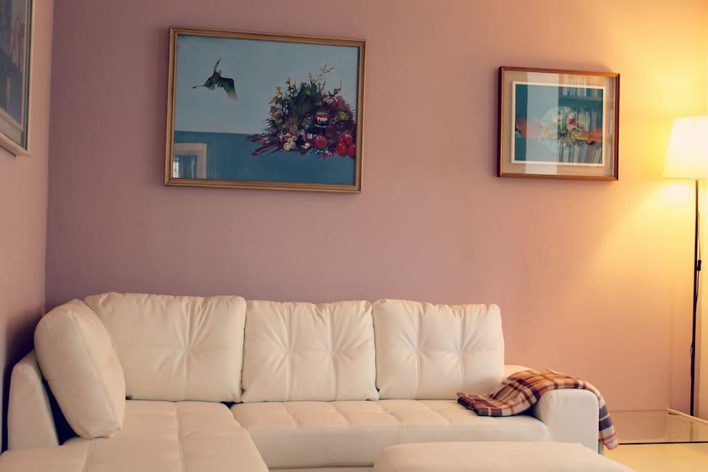 Spazioso appartamento a gavinana condomini in affitto a for Salotto la veronica