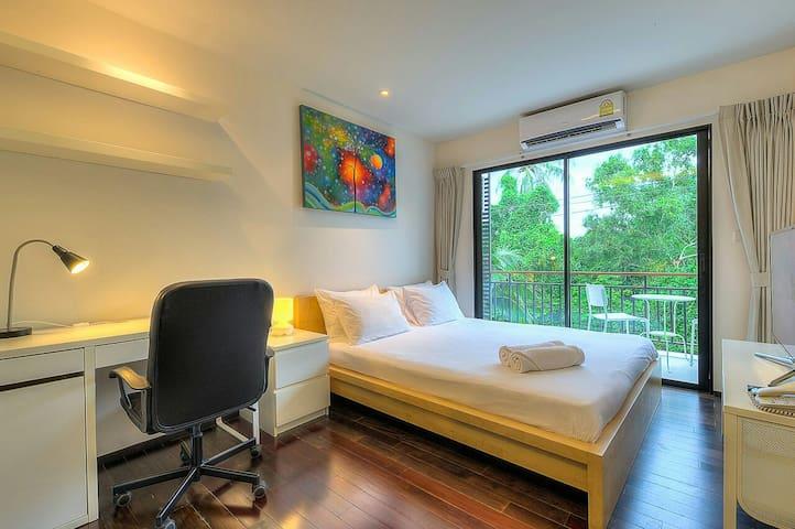Studio apartment on Rawai beach
