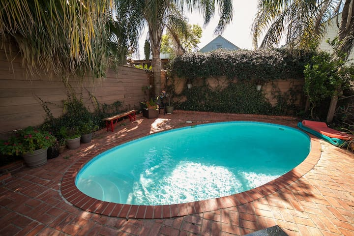 Historic Marigny Home: Private Pool: Walk to FQ