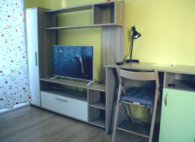 Семейная квартира в центре Сергиева Посада - Sergiyev Posad - Leilighet