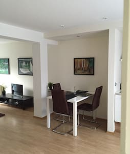 """Zum Burgteich"", kl. Business Suite, Engels Hof - Wolfsburg  - Apartment"