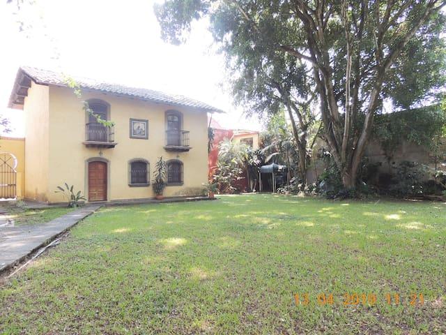 Villa privada en Coatepec, Pueblo Magico