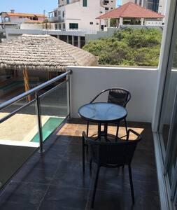 lindo apartamento con vista al mar - Punta Blanca - Daire