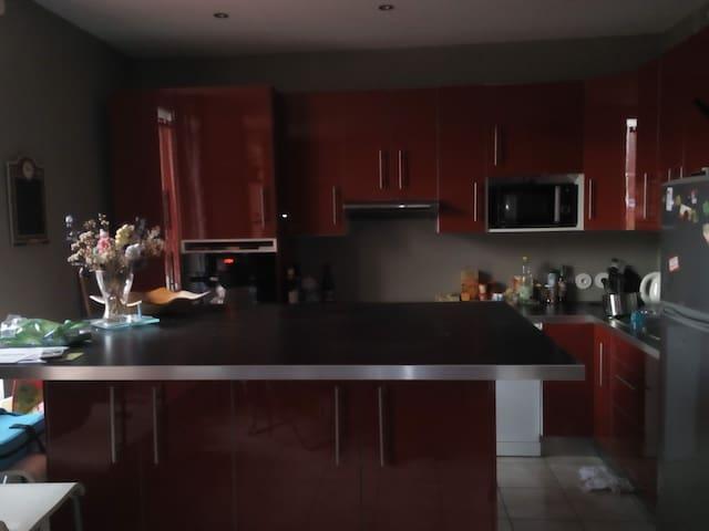 appartement 47m² en RDC - Saint-Étienne - Apartmen