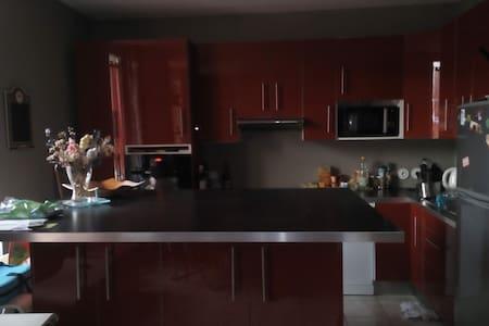 appartement 47m² en RDC - Apartamento