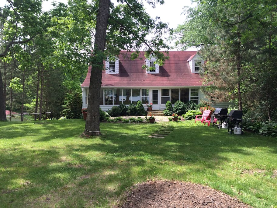 Beaver Lake House