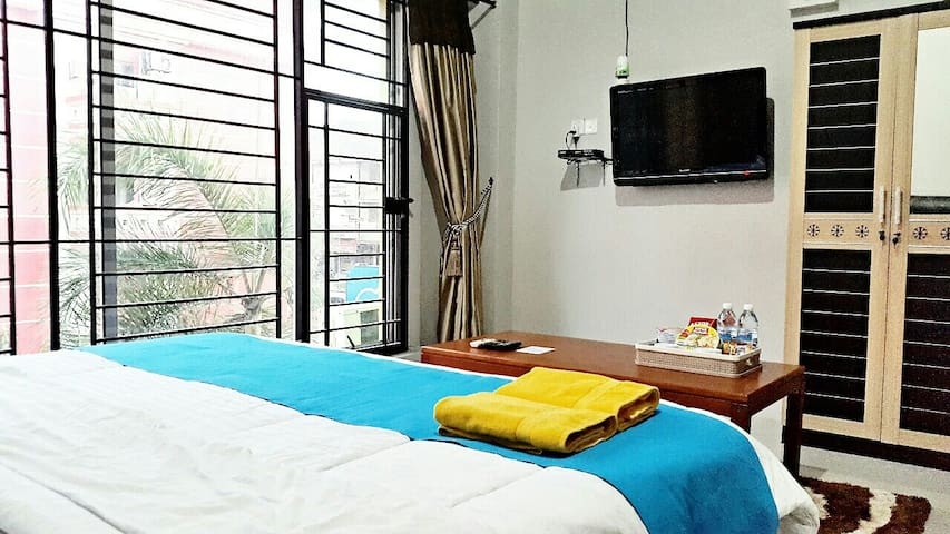 Comfy stay in the heart Batam City - Batam - Huis