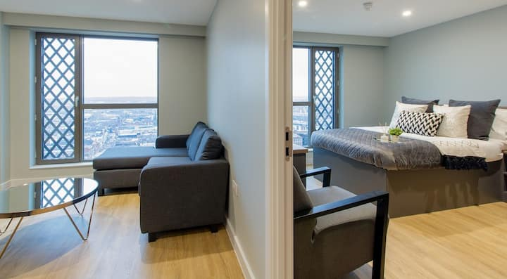 Classic  Penthouse 1 Bed Accessible Apartment