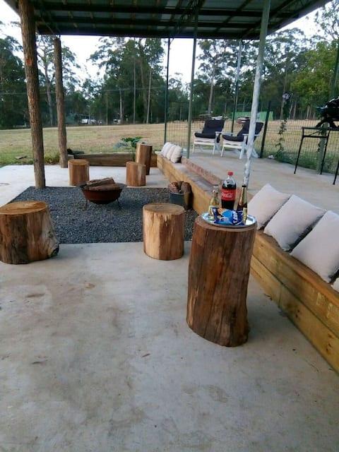 Woollamia Holiday accommodation