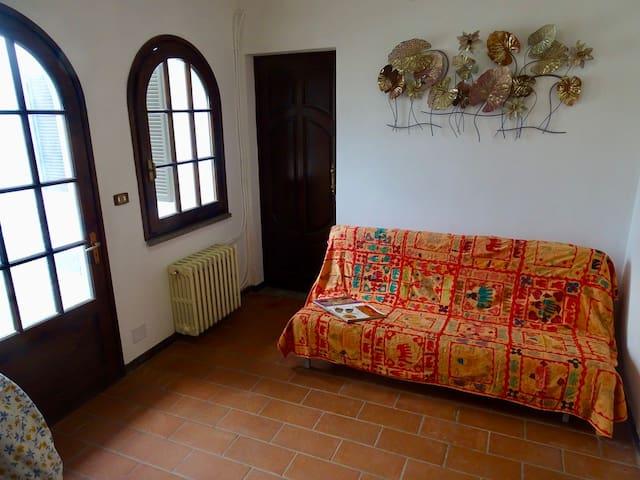 camera da letto 7 con divano letto