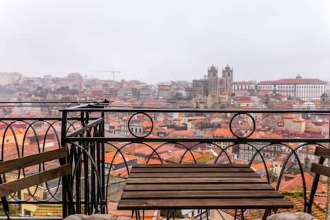 Clérigos Charming Apartment - Balcony&Amazing view