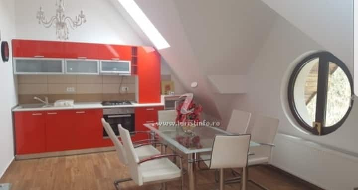 Apartament Jolly Central Sinaia