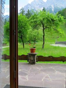 Room @zugspitz village grainau - Grainau - ที่พักพร้อมอาหารเช้า