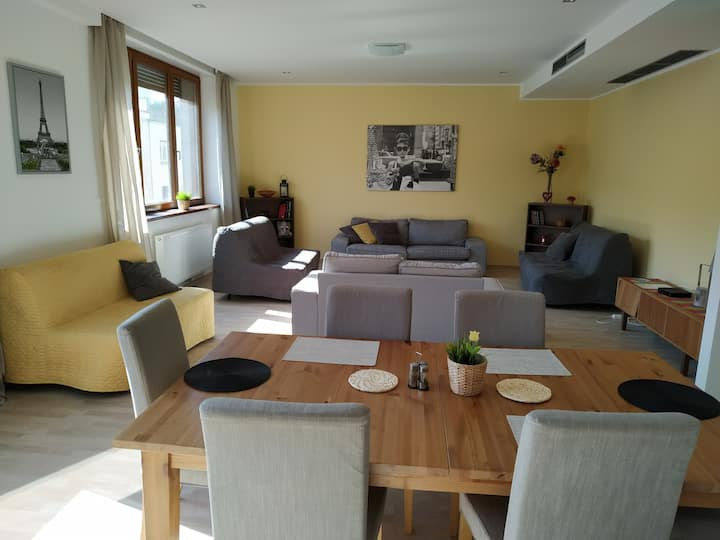 City Gate spacious apartment in Old Town, 121 m2
