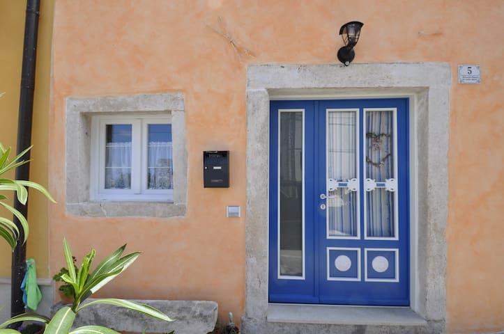 Cantòn Cinque - House in Brtonigla - Brtonigla - Dům