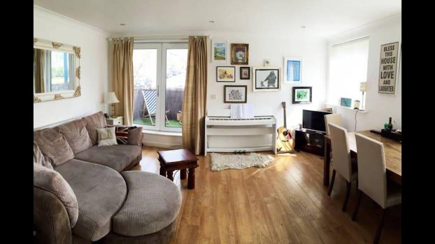 Beautiful Private En-suite Double Bedroom