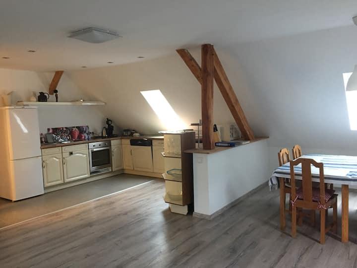 Zimmer in Gästewohnung in Vlotho