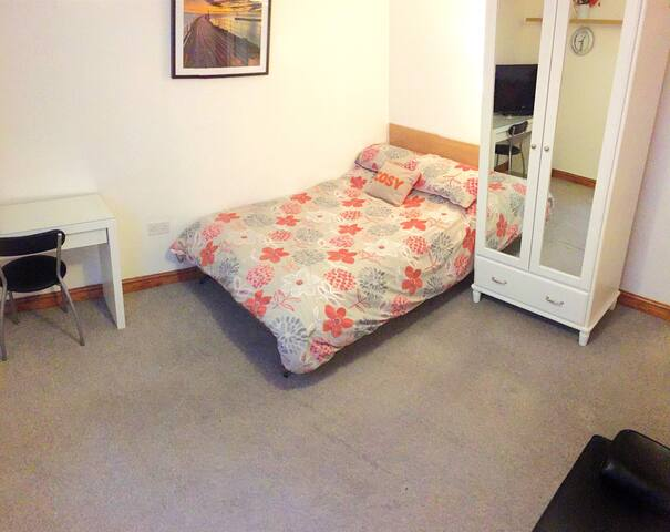 Entire Apartment-Newly Refurbished-Near Piccadilly - Manchester - Daire
