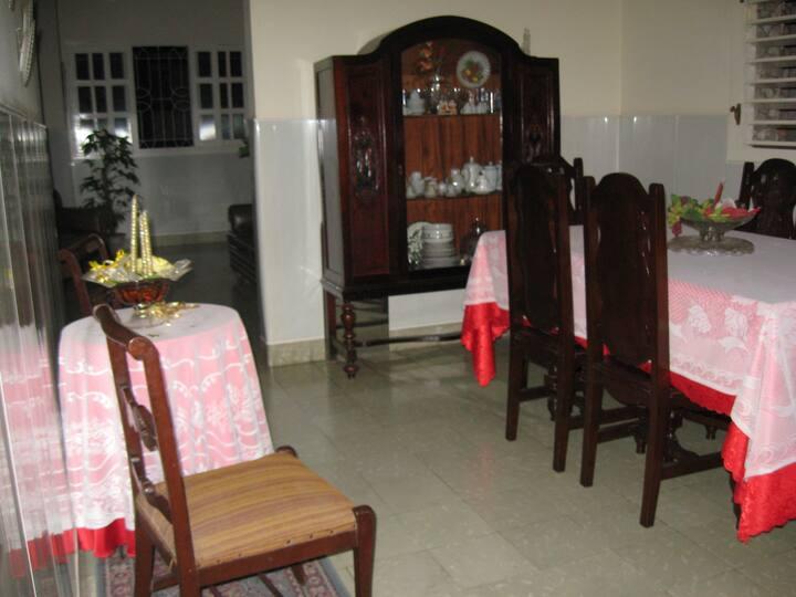 """Casa """"Bretones"""", José Luis y Amarilis (Room 2)"""