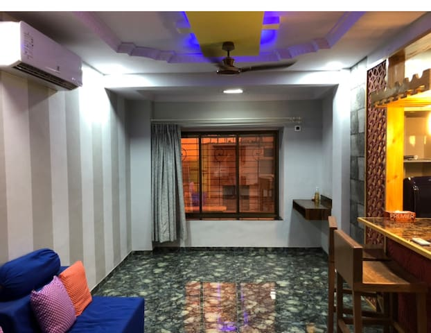 Powai-Full Furnished Private Room-Very Cheap Price