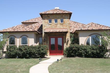 San Antonio Custom Villa