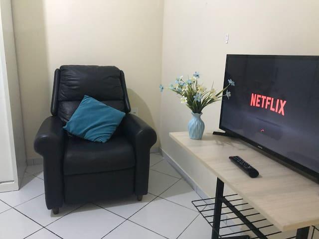 Apartamento de uso exclusivo para hóspedes!