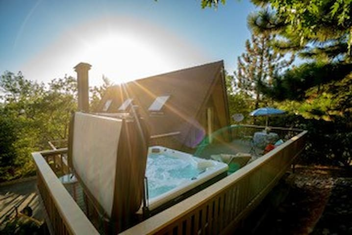Adventure Basecamp with Hot Tub/Beach Club Access