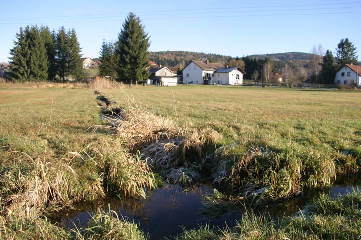 Haus am Treffenbach