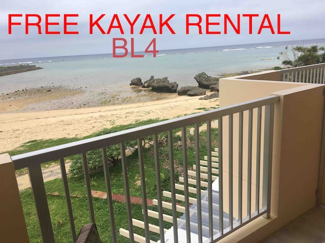 Ken's Beachfront Lodge4 & Private Beach/Free Kayak