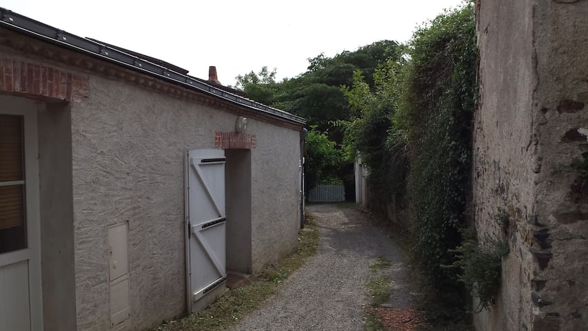 Charmante petite maison au calme - Vertou - House