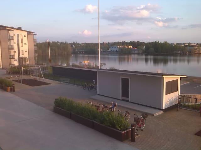 Two rooms and sauna - Lappeenranta - Kondominium