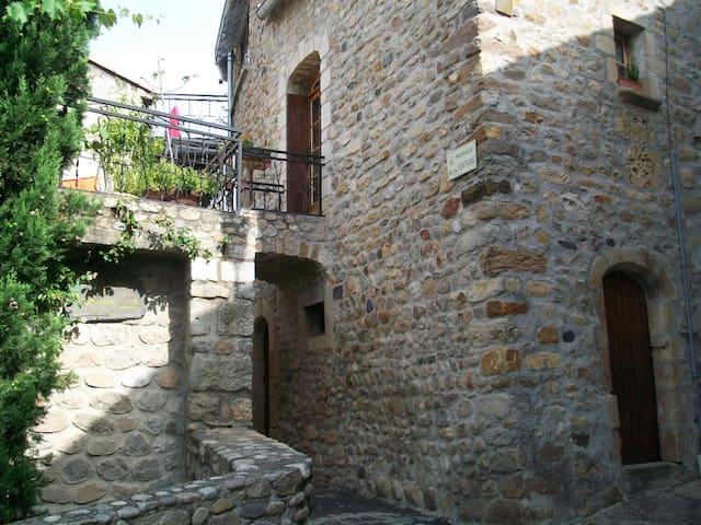 La maison des arceaux - Saint-Sernin - บ้าน