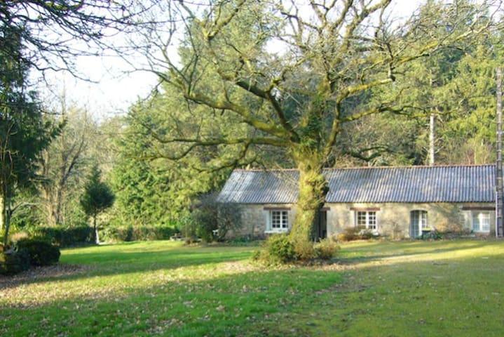 Petit gîte rural en Bretagne