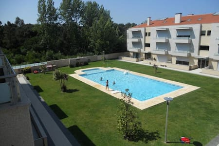 Appartement 98 m2 Ofir, piscine et plage a 1 kms - Fão - Apartament