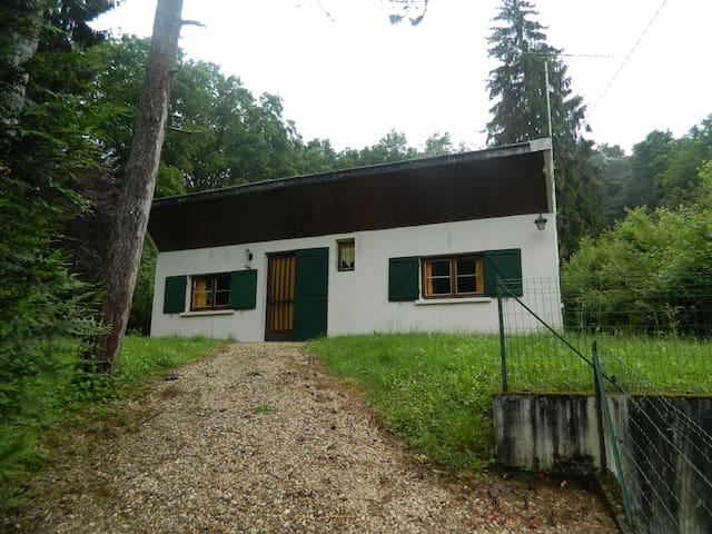 La petite maison dans les bois - Saint-Julien-du-Sault
