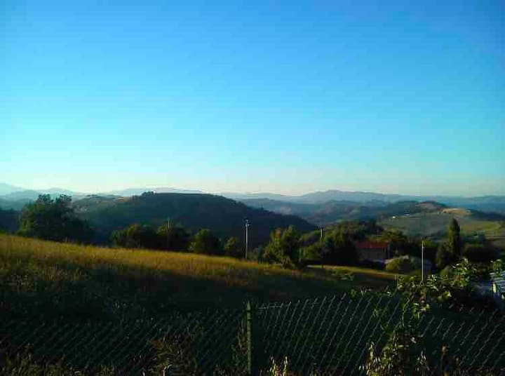 Cozy and Charming nearby Urbino