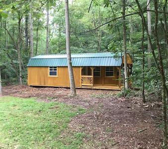 Cabin in the woods - Cortland - Kisház