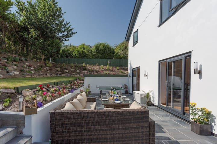Luxury holiday home, Rame Peninsula
