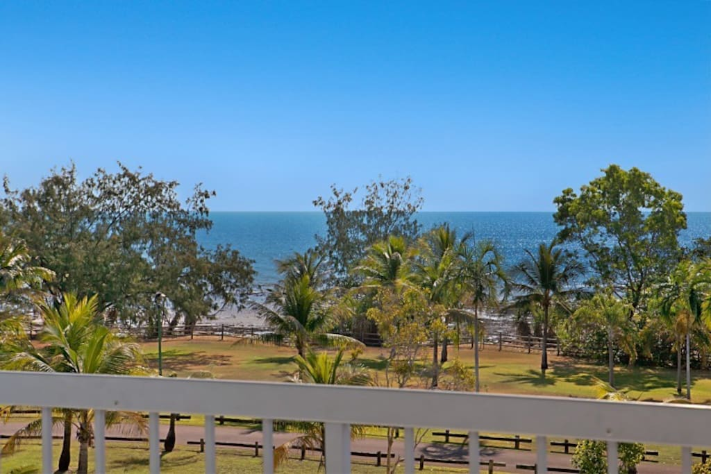 Your front row view of the Arafura Sea