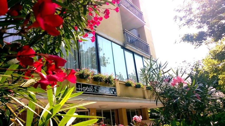 Accogliente ed informale - 切塞納蒂科(Cesenatico) - 家庭式旅館
